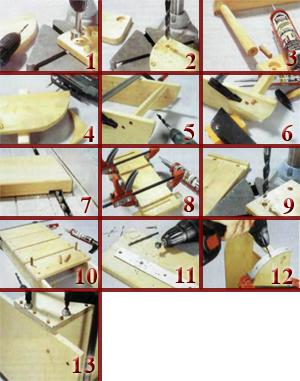 Изготовление санок