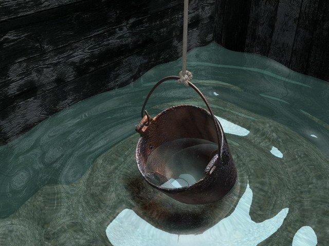 Откачка воды