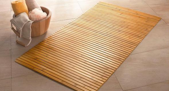 Бамбуковые коврики