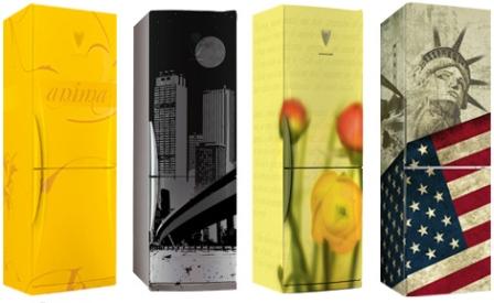 Дизайн холодильников