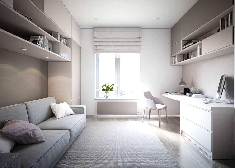 Дизайн комнаты 14 кв. м