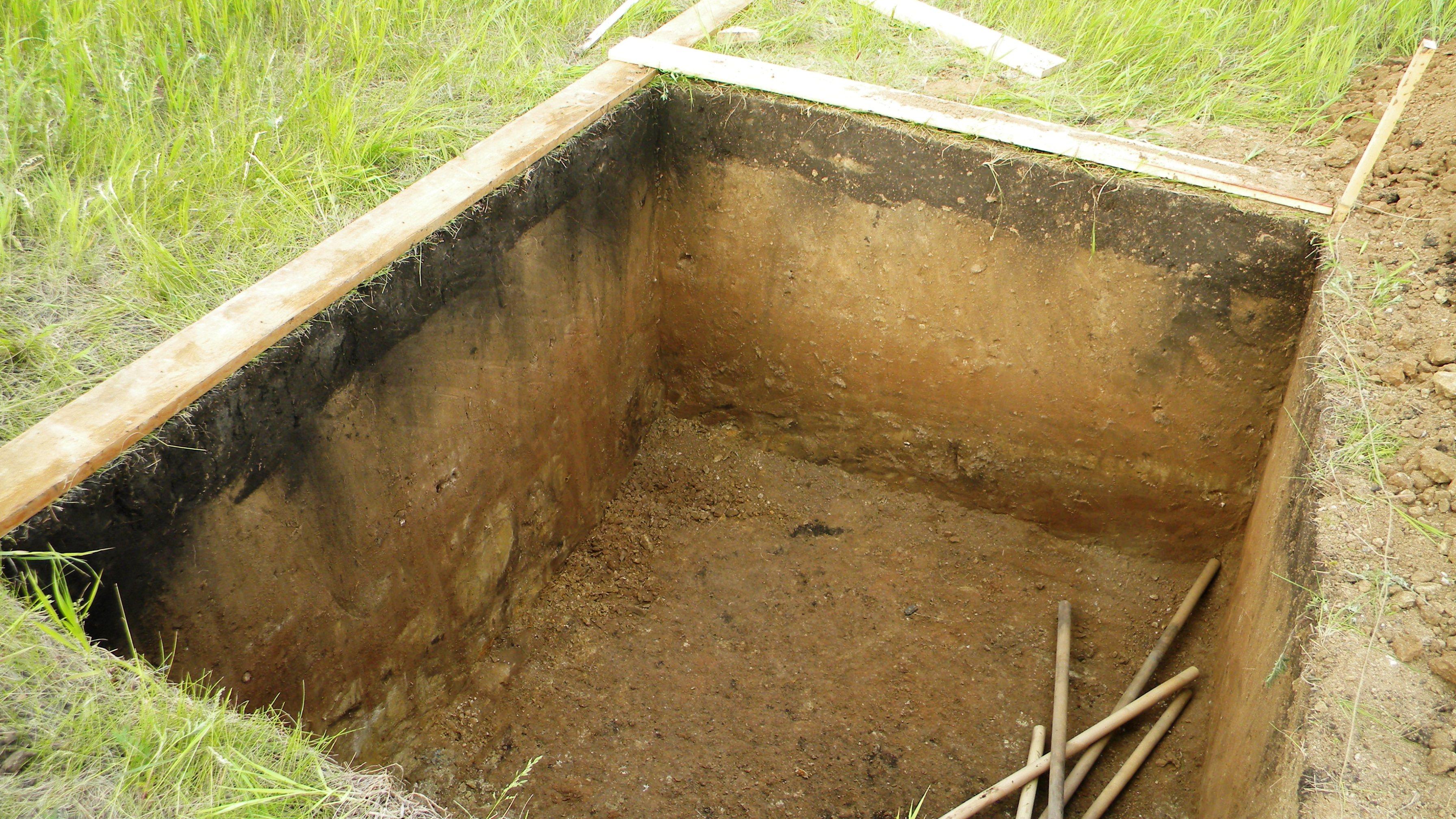 Как вырыть погреб