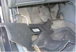 Замена салонного фильтра на Citroen C5